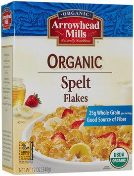 ARROWHEAD MILLS Organic Spelt Flakes Cereal 12 OZ