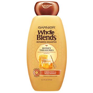 Garnier Whole Blends  Honey Treasures Repairing Shampoo