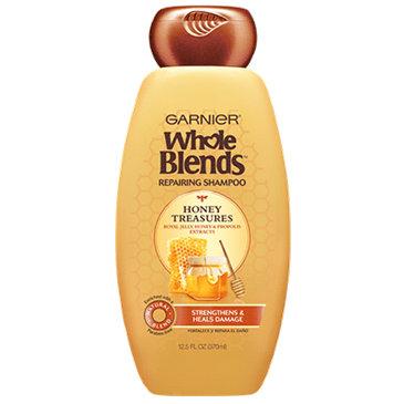Garnier Whole Blends Honey Treasures Repairing Shampoo Reviews 2019