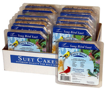 Heath Outdoor Products Fancy Suet Cake, Case of 16