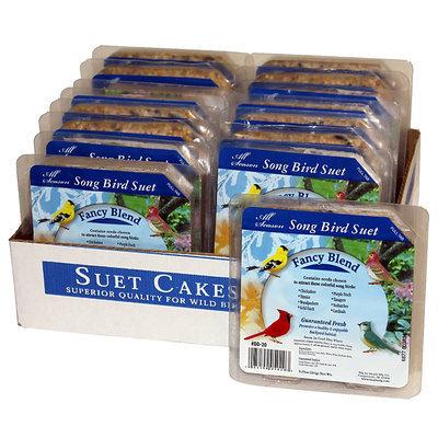 Heath Outdoor Products Fancy Suet Cake, Case of 16