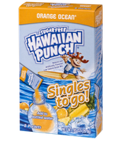 Hawaiian Punch Orange Ocean Singles To Go