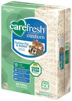 CareFresh Custom Guinea Pig & Rabbit Paper Bedding - Ultra: 50 Liters