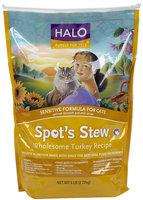Halo Spot's Stew Sensitive Cat Recipe