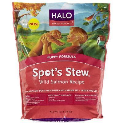 Halo Spot's Stew Puppy - Salmon