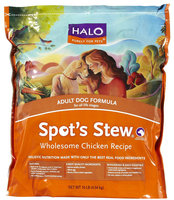 Phillips Feed & Pet Supply Halo Spots Stew Adult Chicken Dry Dog Food 10lb