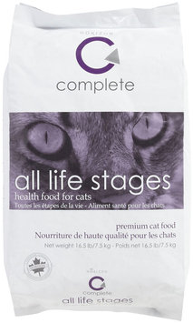 Zeigler's Distributor Inc Horizon Complete All Life Stages Dry Cat Food