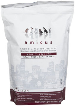 Horizon Pet Food Amicus Adult Dry Dog Food Size: 5.5 lbs