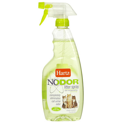 Hartz Litter Spray - Scented - 17 oz