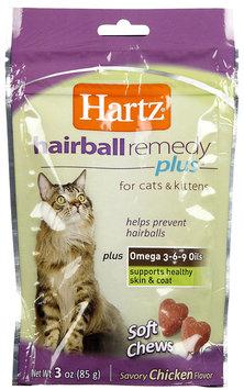 Hartz Hairball Remedy Plus Sort Chews