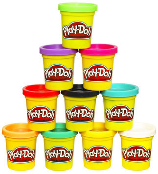 Play-doh Play Dough Case of Assorted Colors