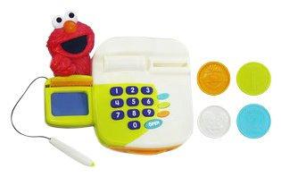 Sesame Street Elmo Cash Register