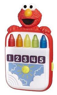 Sesame Street Elmo's Count Along Crayons