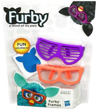 Furby Frames- Purple & Orange