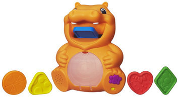 Playskool Learnimals Color Me Hungry Hippo Toy - HASBRO, INC.