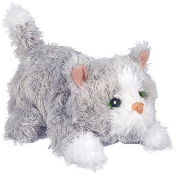 Furreal Friends Snuggimals - Grey And White Kitten