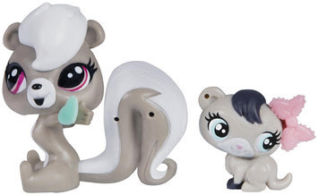 Littlest Pet Shop Pepper And Ferret