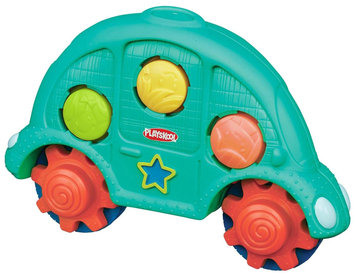 Playskool Roll N Gear Car