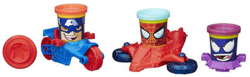 Play-Doh Marvel Can Heads Vehicles - HASBRO, INC.