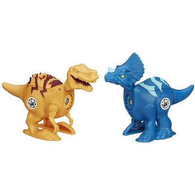 Jurassic World Tyrannosaurus Rex Vs Triceratops - 1 ct.