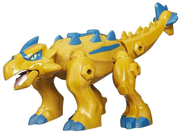 Jurassic World Hero Mashers Jurassic World Ankylosaurus Figure - HASBRO, INC.