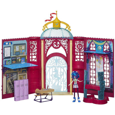 My Little Pony Equestria Girl Canterlot High Playset