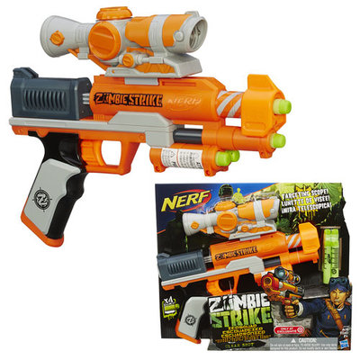 Nerf Zombie Strike Clear Shot