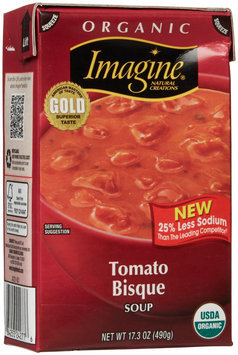 Imagine Foods Organic Soup Tomato Bisque 17.3 fl oz