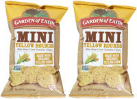 Garden of Eatin' Mini Yellow Rounds - 2 pk.