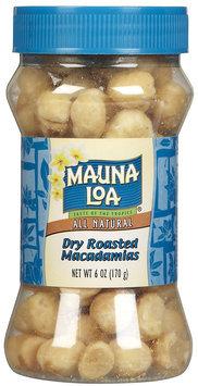 Mauna Loa Dry Roasted Salted Macadamia Nuts