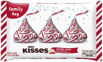 Hershey's Kisses - Candy Cane - 17.8 oz