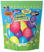 Hershey's Easter Favorites Filled Egg Assortment, 4.3 oz
