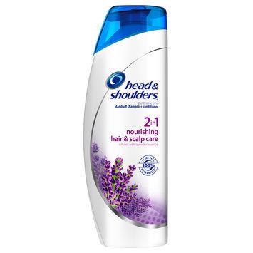 Head & Shoulders Nourishing Hair & Scalp Care 2-in-1 Dandruff Shampoo