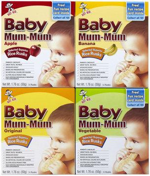 Mum Mum Baby Variety Pack - 4 pk