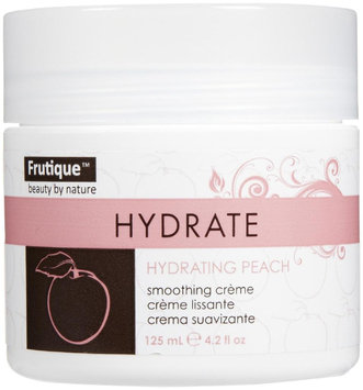 Frutique Hydrating Peach Smoothing Creme, White