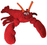 Allure Pet Hugglehounds Lobsta Knotties Dog Toy Mini