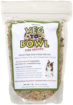 Dr. Harvey's Fine Ground Veg-to-Bowl Dog 1 lb