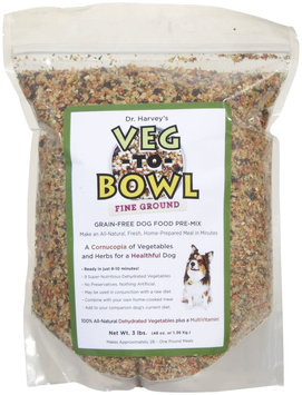 Dr. Harvey's Fine Ground Veg-to-Bowl Dog 3 lbs