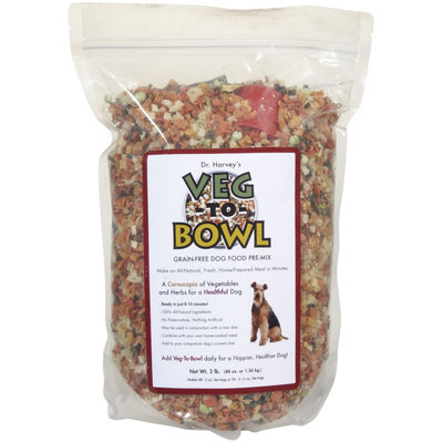 Dr. Harvey's Veg-To-Bowl for Dogs - 3 lbs.