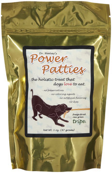 Dr. Harvey's Power Patties - Tripe Treat - 3 oz