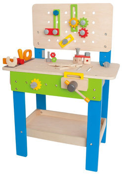 Hape Master Workbench - 1 ct.