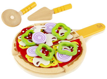 Hape Playfully Delicious Homemade Pizza - 1 ct.