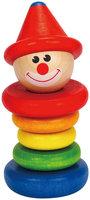 Hape Happy Baby Happy Clown Rattle