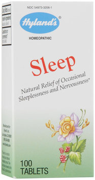 Hylands - Homeopathic Sleep - 100 Tablets