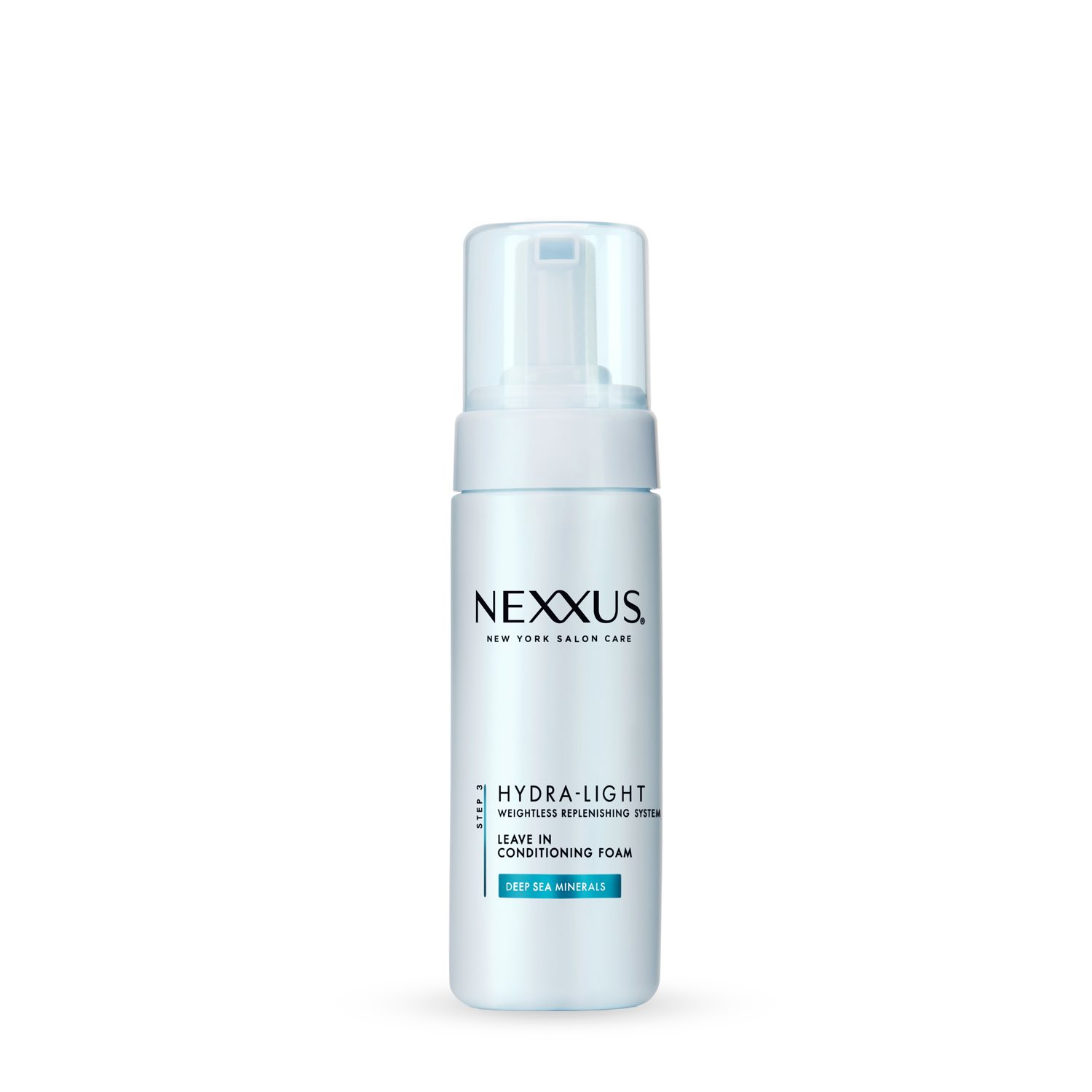 NEXXUS® HYDRA-LIGHT LEAVE-IN FOAM FOR NORMAL TO OILY HAIR