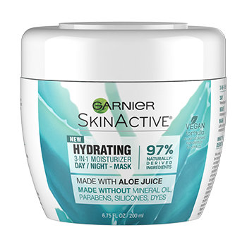 Garnier SkinActive Hydrating 3-In-1 Face Moisturizer with Aloe