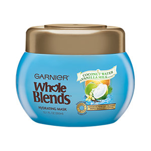 Garnier Whole Blends Coconut Water & Vanilla Milk Extracts Hydrating Mask