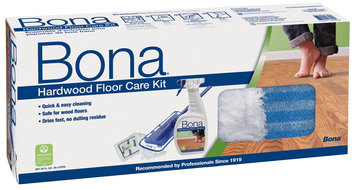 Bona WM710013358 4-Piece Hardwood Floor Care System