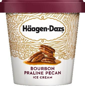 Haagen-Dazs Bourbon Praline Pecan