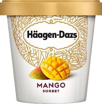 Haagen-Dazs Mango Sorbet